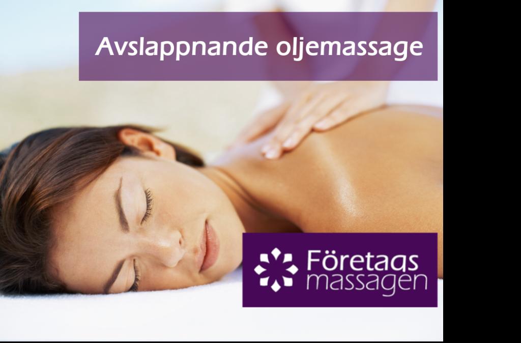 boka direkt massage stockholm